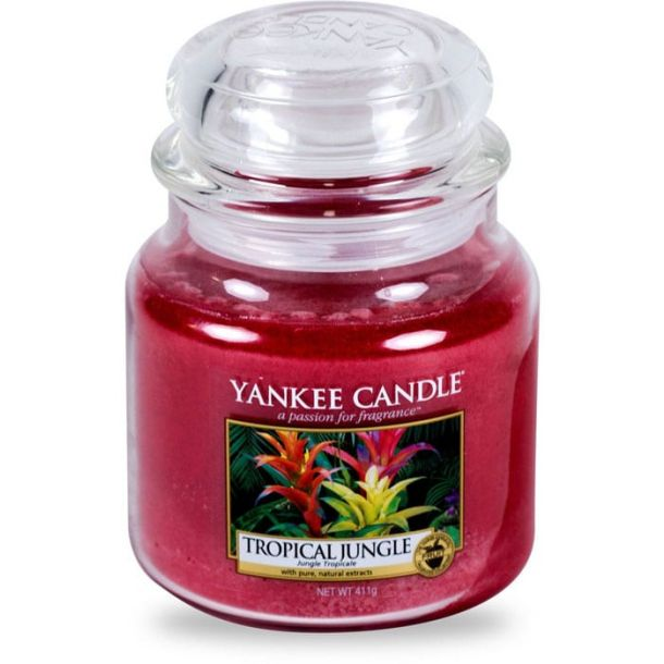 Yankee Candle Tropical Jungle Scented Candle 411gr