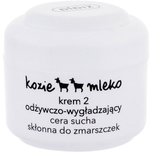 Ziaja Goat´s Milk Day Cream 50ml (For All Ages)