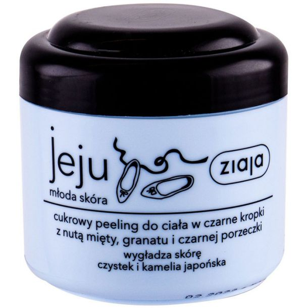 Ziaja Jeju Sugar Body Scrub Body Peeling 200ml