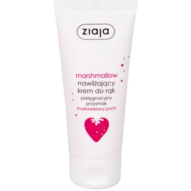 Ziaja Marshmallow Moisturizing Hand Cream 50ml