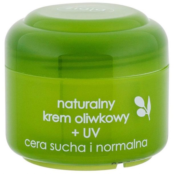 Ziaja Natural Olive +UV Day Cream 50ml (For All Ages)