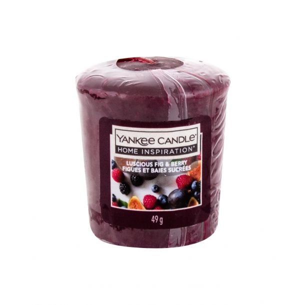 Yankee Candle Luscious Fig & Berry Scented Candle 49gr