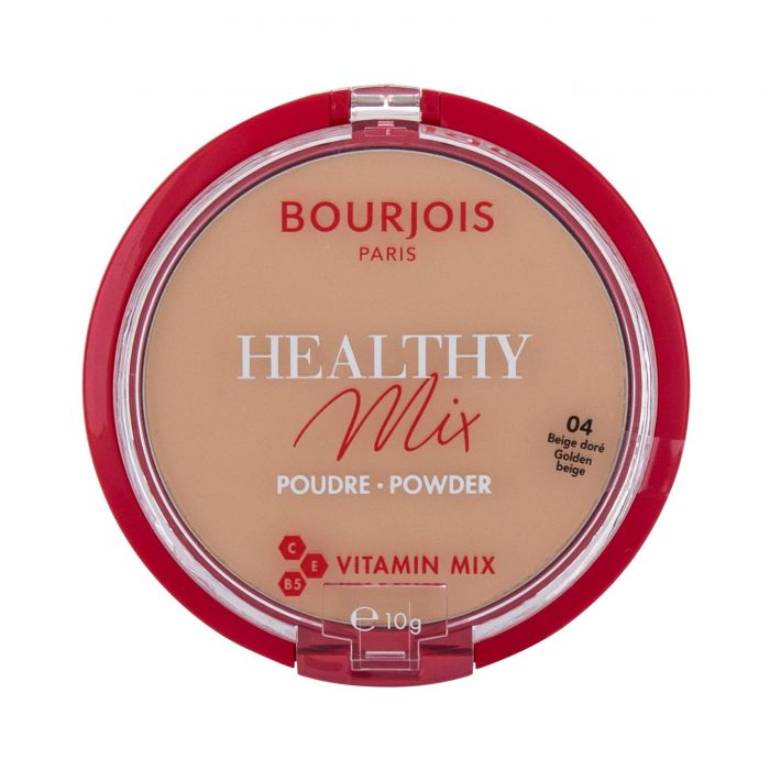Bourjois Paris Healthy Mix Powder 04 Golden Beige 10gr