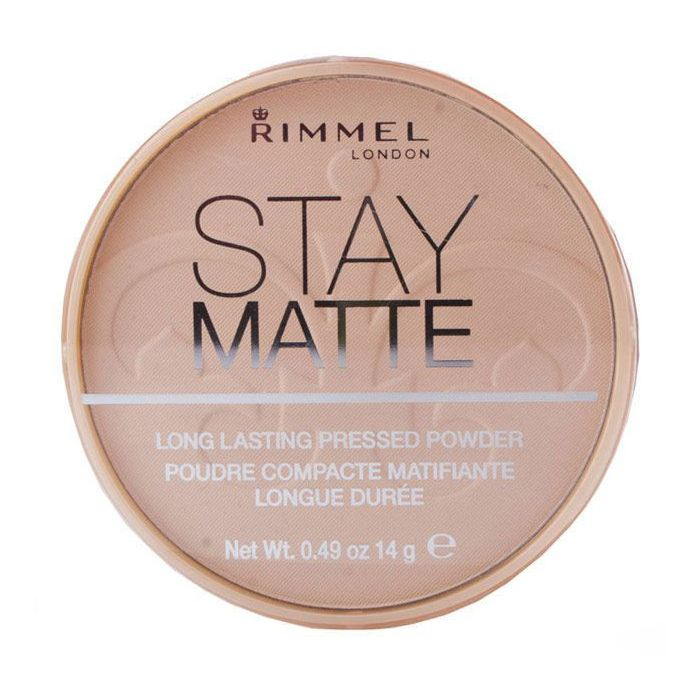 Skip to the beginning of the images gallery Rimmel London Stay Matte Powder 007 Mohair 14gr
